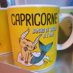 Bougie zodiaque Capricorne...